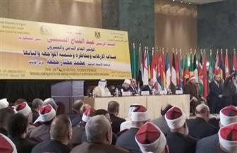 وزير الأوقاف الجزائري: الإرهاب صناعة تتم في غفلة من علماء الأمة