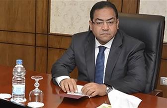 """رئيس """"التنظيم والإدارة"""" يؤكد أهمية الاصطفاف الوطني خلف القيادة السياسية"""