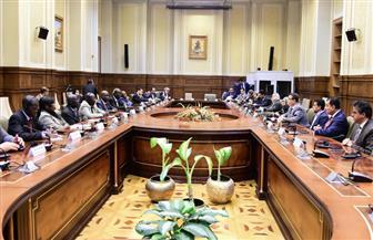 وفد جنوب السودان يطلب دعم الجيش المصري لتطوير قواته