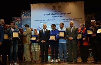 ختام أسبوع شباب الجامعات المصرية الأول لمتحدى الإعاقة