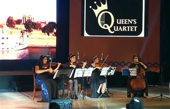 انطلاق فعاليات حفل ختام مهرجان أسوان لسينما المرأة | صور