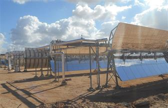 """""""الطاقة والبيئة بالنواب"""": افتتاح أكبر محطة للطاقة الشمسية في العالم في أسوان إنجاز تاريخى"""