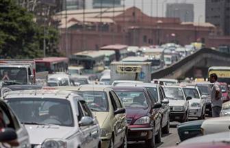 تعرف على الحالة المرورية في القاهرة والجيزة