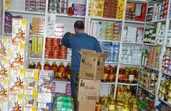 ضبط 40 مخالفة تموينية في الأسواق والمحلات بمراكز الغربية