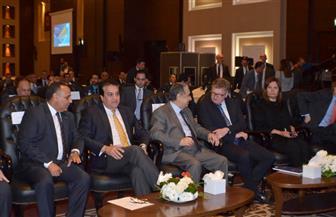 افتتاح أضخم مشروع لإنتاج الكهرباء وتحلية المياه ببرج العرب بالتعاون مع الاتحاد الأوروبي | صور