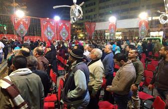 """مؤتمر حاشد لـ""""من أجل مصر"""" في السيدة زينب لدعم السيسي   صور"""