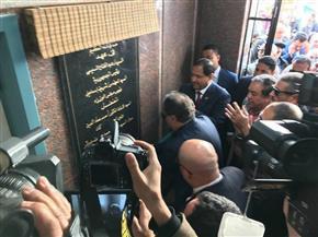 وزير الصحة ومحافظ الغربية يفتتحان مبنى مستشفى سمنود العام الجديد | صور