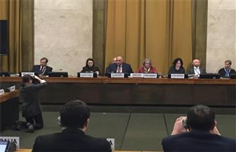 مصر تجدد مطالبة إسرائيل بالانضمام لمعاهدة حظر الانتشار النووي في كلمتها أمام مؤتمر نزع السلاح | نص كامل