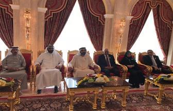 الشيخ محمد بن راشد آل مكتوم  يستقبل الدكتور علي عبد العال رئيس مجلس النواب | صور
