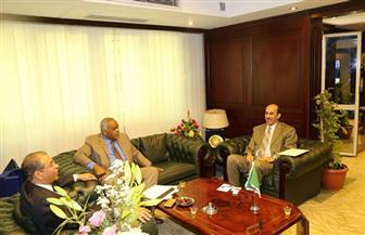 """الملحق الثقافي يستقبل """"القليني"""" لمناقشة سبل ودعم الطلاب السعوديين في مصر"""
