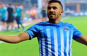 تريزيجيه مرشح لجائزة أفضل لاعب بالدوري التركي