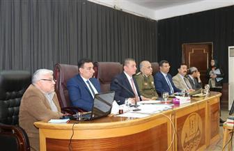 محافظ كفرالشيخ يعلن جاهزية لجان انتخابات الرئاسة المقبلة | صور