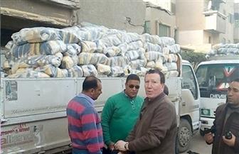 ضبط 73 طن أرز تمويني منتهي الصلاحية في الدقهلية
