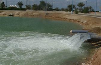 """""""المياة الجوفية بجنوب سيناء"""": البحيرات خزنت 883 ألف م3 من المياه جراء السيول"""