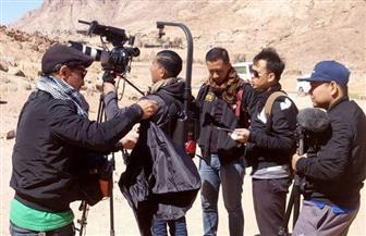 """التليفزيون الماليزي يصور برنامج ديني بـ""""سانت كاترين"""" و""""شرم الشيخ""""   صور"""