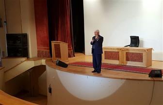 محمد الغباري: قناة السويس الجديدة قضت على مشروعات إسرائيل والصين | صور