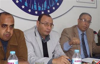 """""""مستقبل وطن"""" بالسويس يعقد اجتماعا لوضع خطة لدعم السيسي"""