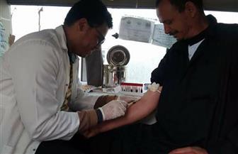 """جامعة سوهاج تطلق حملتين للكشف وعلاج فيروس """"سي"""""""