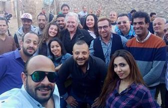 """حسين فهمي ينتهي من """"السر"""" غدا"""