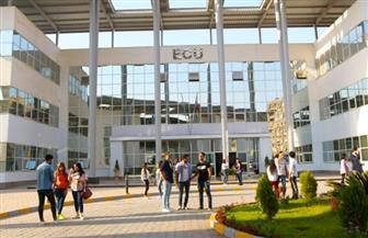 ورش عمل لتأهيل الطلاب لسوق العمل بالجامعة المصرية - الصينية