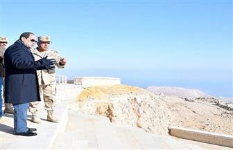 """""""في حب مصر"""": لو عملنا بإخلاص الرئيس السيسي سنحقق نهضة في وقت قصير"""