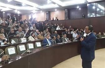 """""""سعفان"""" يشهد ختام ندوة مبادرة """"مصر أمانة بين أيديك"""".. بالدقهلية"""