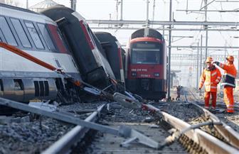 وفاة شخص وإصابة العشرات في حادث تصادم بين قطارين قرب براغ
