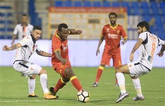 الفيحاء يفوز على القادسية بهدفين نظيفين في الدوري السعودي