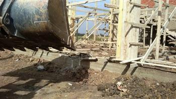 محافظ الشرقية: إزالة 64 حالة تعد على الرقعة الزراعية بمختلف مراكز المحافظة