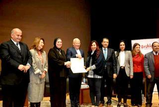 "محافظ بورسعيد يفتتح مؤتمر ""شباب يبني مصر"" |صور"