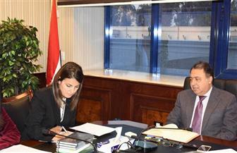 """وزير الصحة: 25 فبراير البدء في تطوير المنشآت الطبية التي تشمل """"التأمين الصحي"""""""