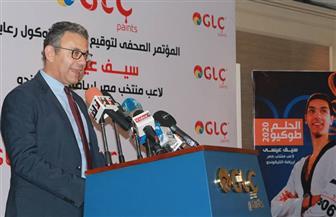 هشام لطفي: الأهرام تؤمن بضرورة دعم ومساندة الشباب في المجال الرياضي والألعاب الفردية