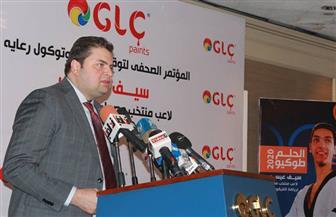 محمد الحوت: دعم الرئيس السيسي للرياضة وراء انتقالنا لرعاية أبطال الألعاب الفردية
