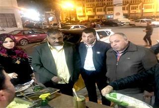 حملة الكشف عن مخالفات الأسواق تواصل أعمالها بمنطقة حى الشرق ببورسعيد| صور