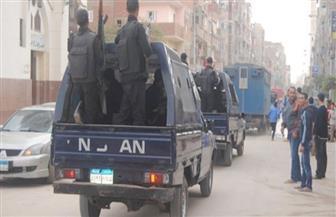 القبض على 106 متهمين من المطلوب ضبطهم وإحضارهم خلال يومين