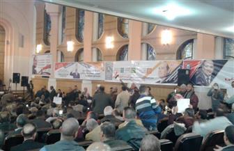 أمين اتحاد عمال مصر: مصلحتنا في اختيار السيسي رئيسا