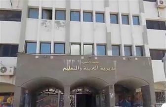 """""""تعليم الإسكندرية"""" تستبعد مدير مدرسة إسكان الناصرية بسبب وجود أسلاك كهرباء"""