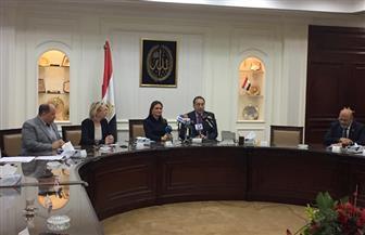 توقيع اتفاقية قرض لرفع كفاءة وتوسعة محطة الصرف الصحي بأبو رواش