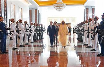 الرئيس السيسي يلتقي حاكم دبي وولي عهد أبوظبي ويؤكد: عمق العلاقات بين مصر والإمارات