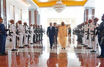 مصر والإمارات تدعوان إلى الحفاظ على وحدة وسيادة الدول التي تواجه الأزمات