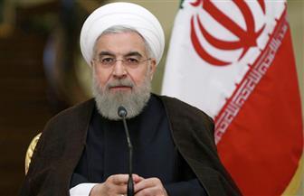 """روحاني: طهران مصممة على إحباط """"المؤامرات الأمريكية"""""""