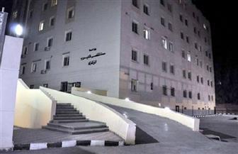نقل سجين بقليوب للمستشفى تحت حراسة أمنية بعد تعرضه لغيبوبة سكر