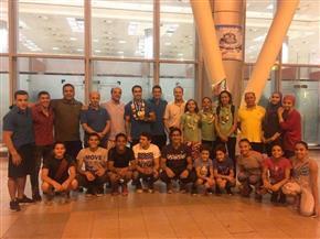 اتحاد الجمباز المصري العاشر عالميا والأول عربيا