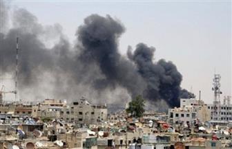 قصف إسرائيلي على مركز بحوث علمية قرب دمشق