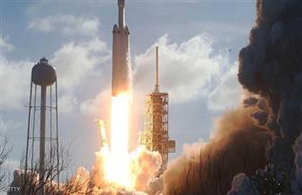 إطلاق أقوى وأضخم صاروخ في العالم بنجاح