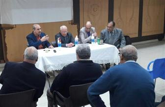 محافظ بورسعيد يناقش خطوات تطبيق منظومة التأمين الصحي الشامل | صور