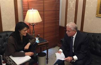 أحداث مختلفة على أجندة وزيرة السياحة بالتعاون مع محافظة جنوب سيناء