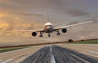 هبوط طائرة اضطراريا في مطار أسوان لإسعاف مسن نيجيري على متنها