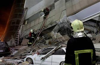 زلزال بقوة 5.6 درجة يضرب تايوان.. ولا أنباء عن خسائر