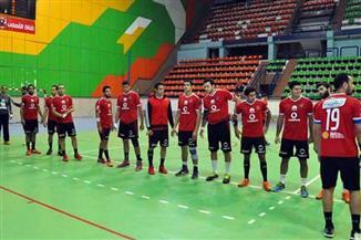 «رجال يد الأهلي» يتوج ببطولة كأس مصر